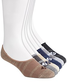 Men's 6-Pk. Liner Socks