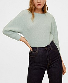 Back Bow Sweater