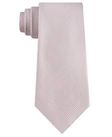Men's Intricate Pebble Tie