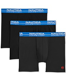Men's 3-Pk. Boxer Briefs