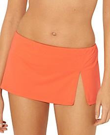 Bleu Rod Beattie Slit Swim Skirt