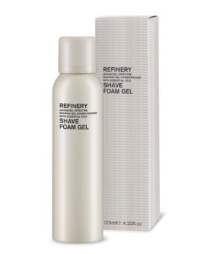 The Refinery Shave Foam Gel