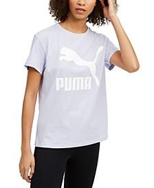 Women's Classics Cotton Logo T-Shirt