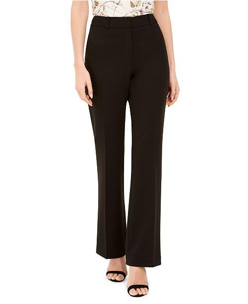 Karl Lagerfeld Paris Crepe Trousers