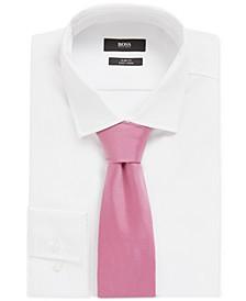 BOSS Men's Dark Pink Tie