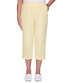 Classics Pull-On Capri Pants