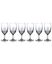 Stemware, Lismore Essence Iced Beverage Glasses, Set of 6