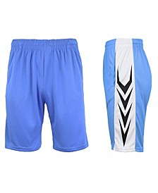 Men's Moisture-Wicking Active Mesh Performance Shorts