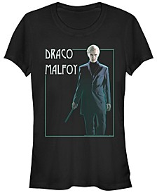 Harry Potter Draco Malfoy Portrait Women's Short Sleeve T-Shirt
