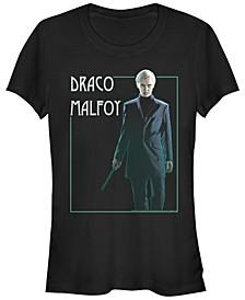 Harry Potter Draco Malfoy Portrait Women's Short Sleeve T-Shirt