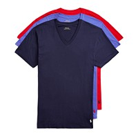 3-Pack Polo Ralph Lauren Mens Classic T-Shirts