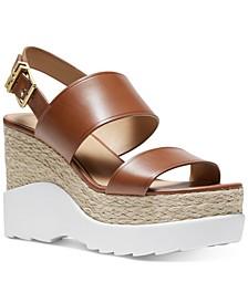 Rhett Wedge Sandals
