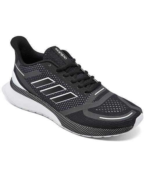 Adición estafador Polo  adidas Men's Nova Run Running Sneakers from Finish Line & Reviews - Finish  Line Athletic Shoes - Men - Macy's