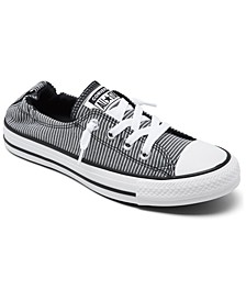 Women's Chuck Taylor All Star Shoreline Casual Sneakers from Finish Line