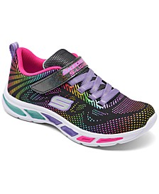 Little Girls' S Lights: Litebeams - Gleam N' Team Athletic Light Up Sneakers from Finish Line