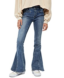 Dream Lover Flare-Leg Jeans