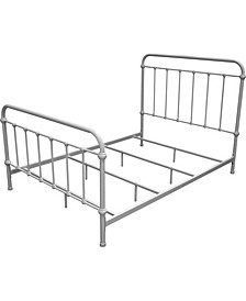 Cloe Metal Queen Bed