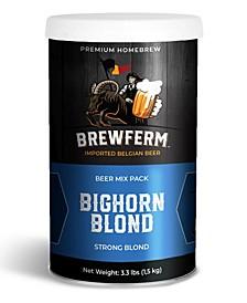 Buckriders Craft Brew Mix - Bighorn Blond, 3.3 lbs