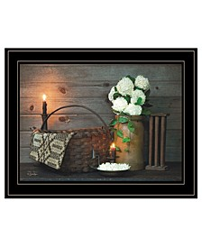 Trendy Decor 4u White Flowers by Susie Boyer, Ready to Hang Framed Print Collection