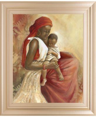 Beauty of Love I by Carol Robinson Framed Print Wall Art, 22
