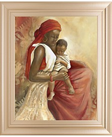 Beauty of Love by Carol Robinson Framed Print Wall Art Collection