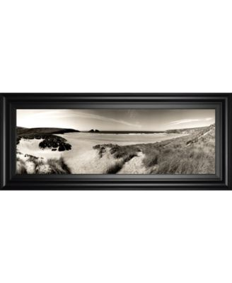 The Wind in The Dunes Il by Noah Bay Framed Print Wall Art - 18