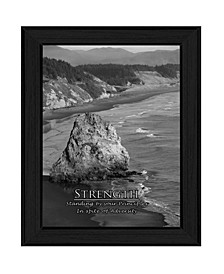 Trendy Decor 4U Strength By Trendy Decor4U, Printed Wall Art, Ready to hang Collection