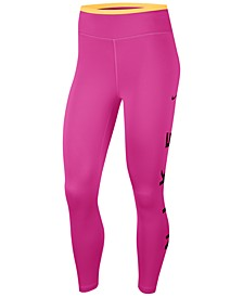 Women's One Icon Clash Dri-FIT Leggings