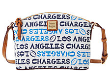 Dooney & Bourke Los Angeles Chargers Doodle Suki Crossbody
