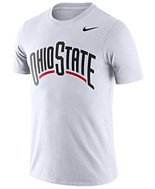 Men's Ohio State Buckeyes Wordmark T-Shirt