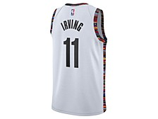 Brooklyn Nets Men's Kyrie Irving City Edition Swingman Jersey