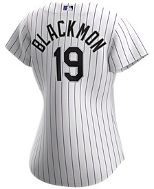 Colorado Rockies Women's Charlie Blackmon Official Player Replica Jersey