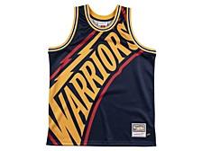 Golden State Warriors Men's Big Face Tank Top