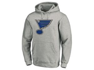 St. Louis Blues Men's Prime Logo Hoodie