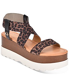 Women's Berty Flatform Sandals