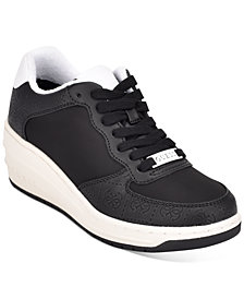 GUESS Rillie Low Wedge Sneakers