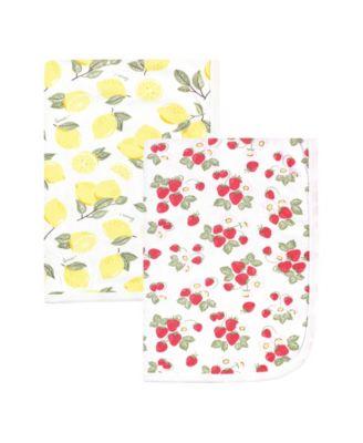One Size Hudson Baby Unisex Baby Cotton Flannel Receiving Blankets Bundle Little Bear