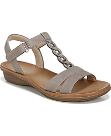 Shelly Ankle Strap Sandals