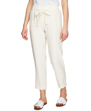Image of 1.state Cropped Drawstring Pants