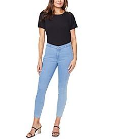 Ami Contoured-Back Tummy-Control Jeans