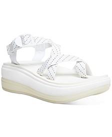 Solar Platform Sport Sandals