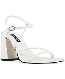 Gellar Naked Sandals