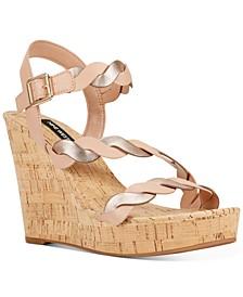 Brette Platform Wedge Sandals