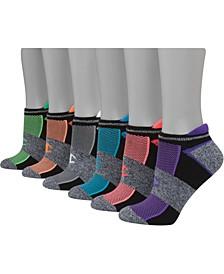 Women's 6-Pack Heel Shield® Socks