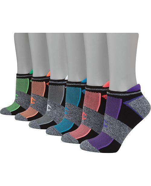 Champion Women's 6-Pack Heel Shield® Socks