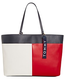Isa Smooth Tote