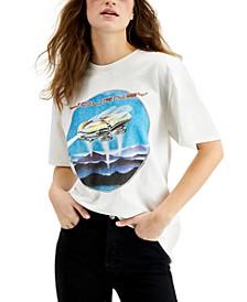 Journey Graphic Print Cotton T-Shirt
