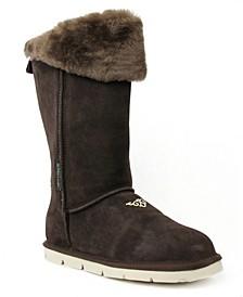 Women's Mongol Extra Wide Calf Boots