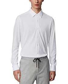 BOSS Men's T-Landon White Shirt