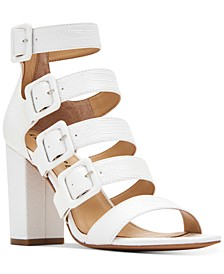 Lizette Block Heel Dress Sandals
